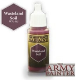 Army Painter Acrylics Warpaints - Wasteland Soil