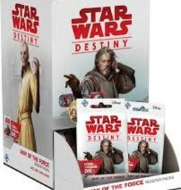 Fantasy Flight Star wars Destiny - Way of The Force Booster Box (EN)