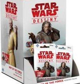 Fantasy Flight Star wars Destiny - Way of The Force Booster Box (EN)