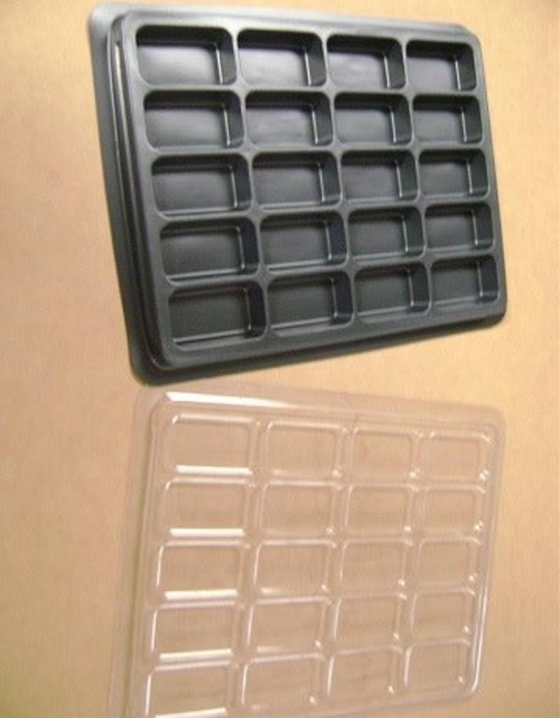 Counter tray - 20 cases