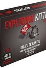 Exploding Kittens Exploding Kittens - NSWF  (FR)