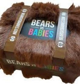 Exploding Kittens Bear Vs Babies (FR)