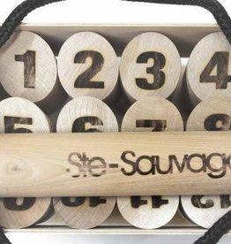 Quilles Ste-Sauvage - Boîte de Carton