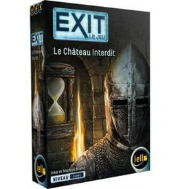 Iello Exit - Le Château Interdit (FR)