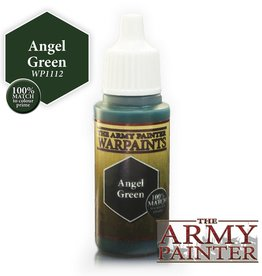 Army Painter Acrylics Warpaints - Angel Green