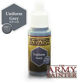 Army Painter Acrylics Warpaints - Uniform Grey