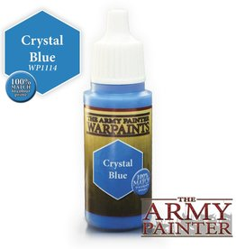 Army Painter Acrylics Warpaints - Crystal Blue