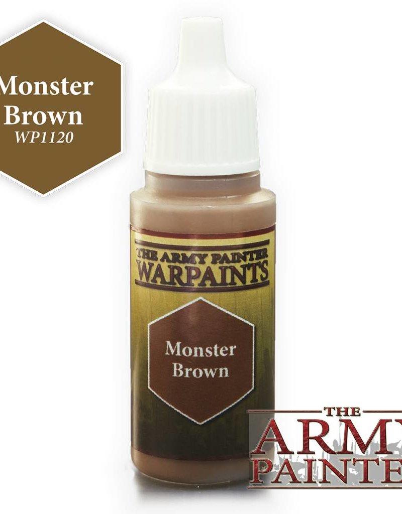 Acrylics Warpaints - Monster Brown