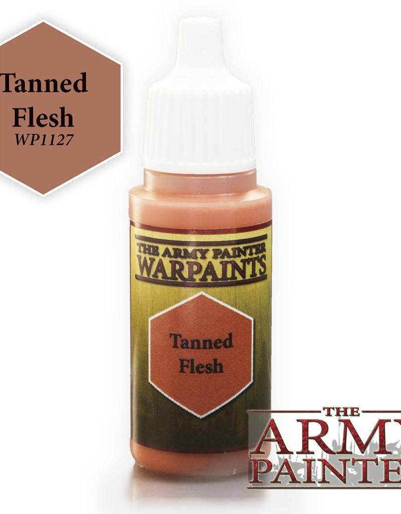Army Painter Acrylics Warpaints - Tanned Flesh