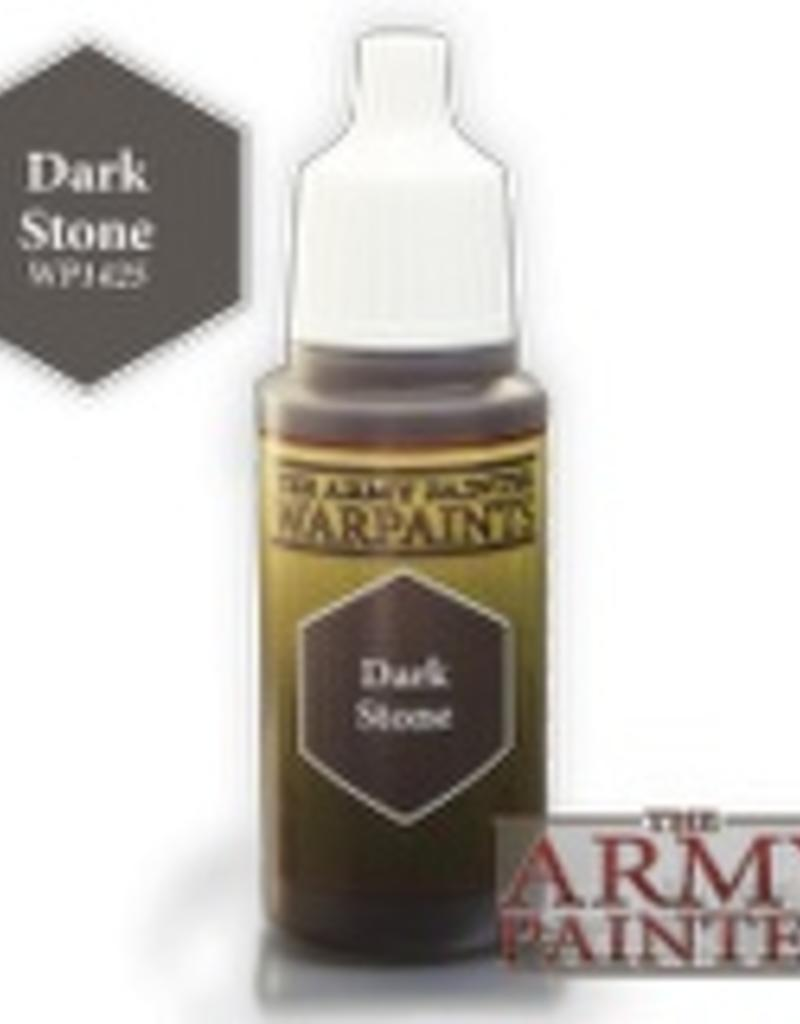 Army Painter Acrylics Warpaints - Dark Stone