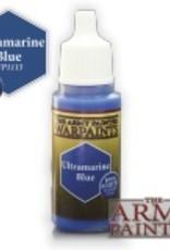 Army Painter Acrylics Warpaints - Ultramarine Blue