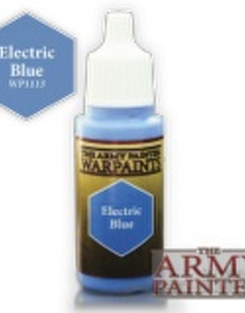 Acrylics Warpaints - Electric Blue