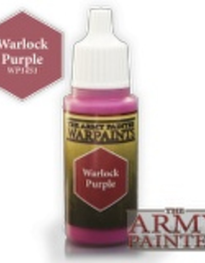 Army Painter Acrylics Warpaints - Warlock Purple