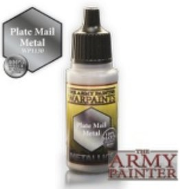 Army Painter Metallics Warpaints - Plate Mail Metal