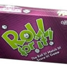 Calliope Games Roll for It, Purple Edition (EN)