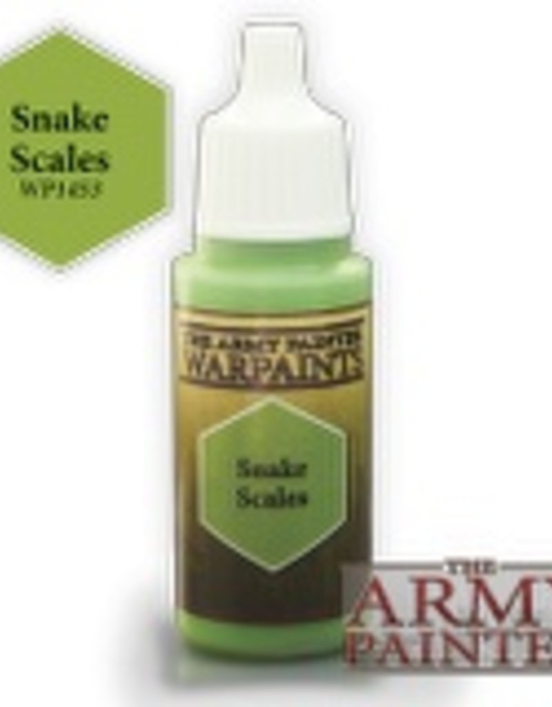 Army Painter Acrylics Warpaints - Snake Scales