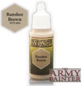 Army Painter Acrylics Warpaints - Banshee Brown