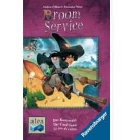 Ravensburger Broom Service Jeu de Cartes (ML)