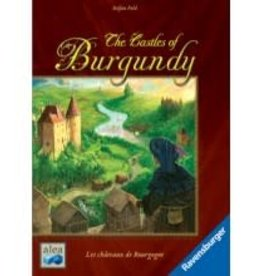 Ravensburger The Castle of Burgundy (ML)