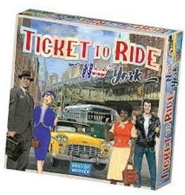 Days of Wonders Précommande: Aventuriers du Rail Express - New York 1960 (FR)