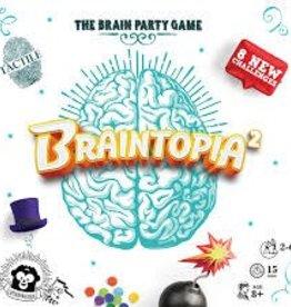Captain Macaque Précommande: Braintopia 2 (ML)
