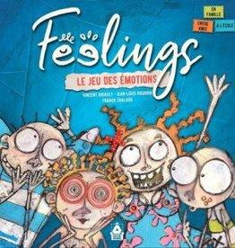 Act in Games Précommande: Feelings (FR)