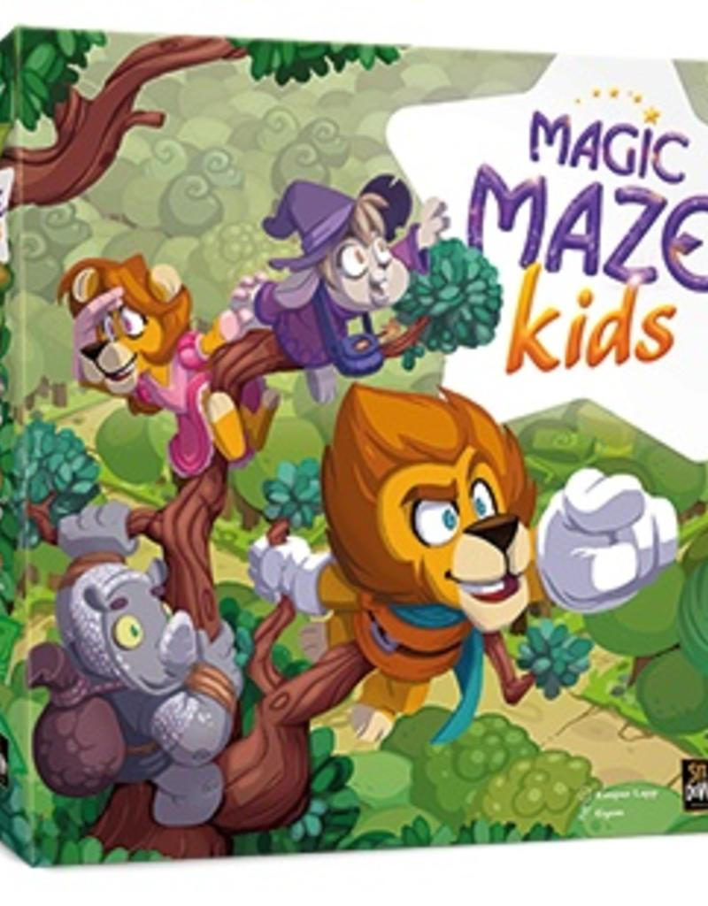 Sit Down Magic Maze Kids (ML)