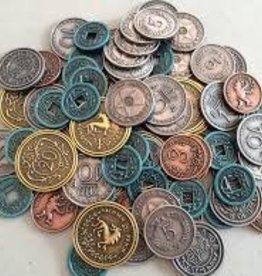 Stonemaier Games Scythe Metal Coins