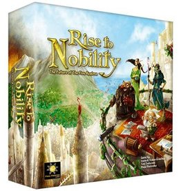 Pixie Games Rise To Nobility (FR)