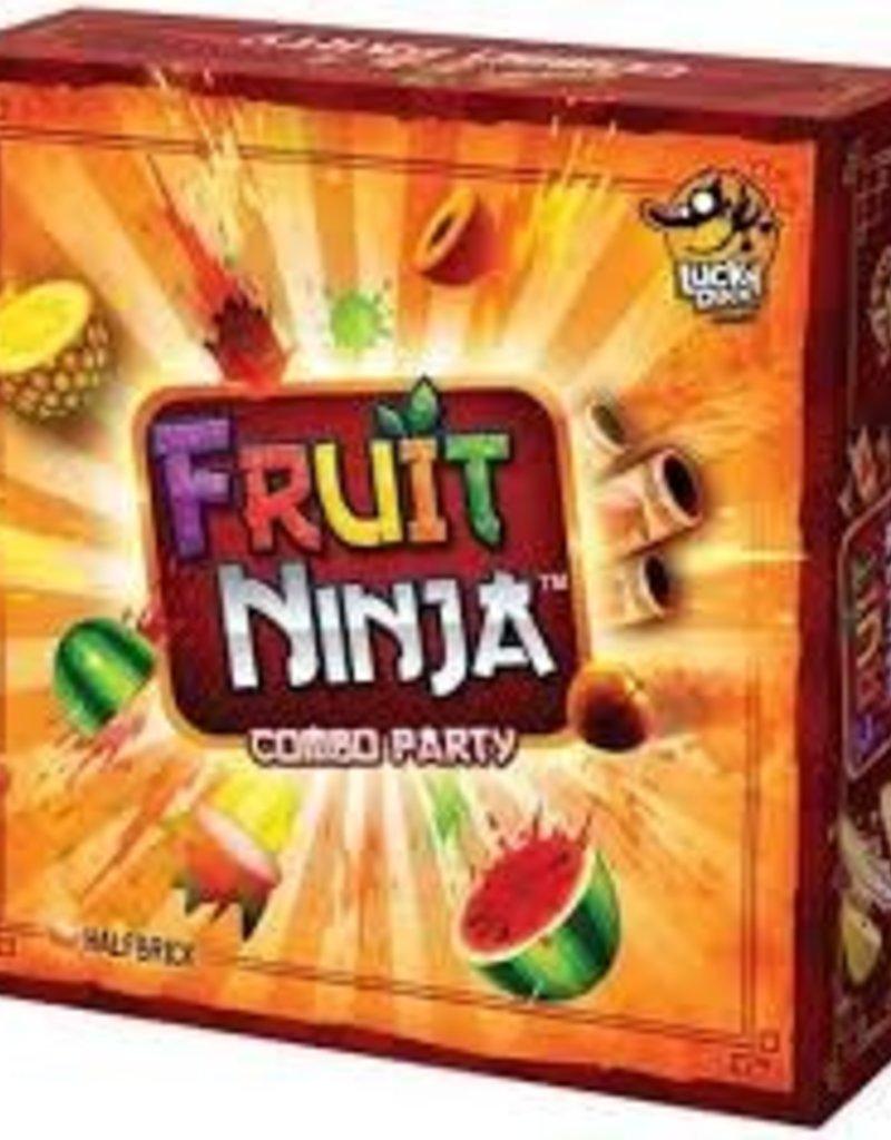 Lucky Duck Games Fruit Ninja (FR)