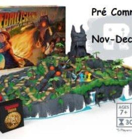 Restoration Games Précommande: Fireball Island (EN)