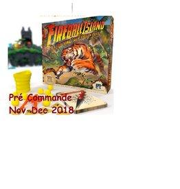 Restoration Games Précommande: Fireball Island: Ext. Crouching Tiger (EN)
