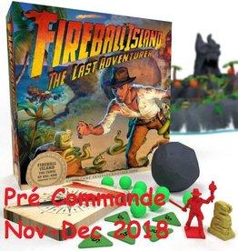 Restoration Games Précommande: Fireball Island: Ext. The Last Adventurer (EN)