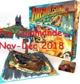 Restoration Games Précommande: Fireball Island: Ext. Crimson Cutlass (EN)