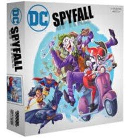 Cryptozoic Entertainment DC Spyfall  (EN)