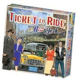 Days of Wonders Aventuriers du Rail Express - New York 1960 (FR)