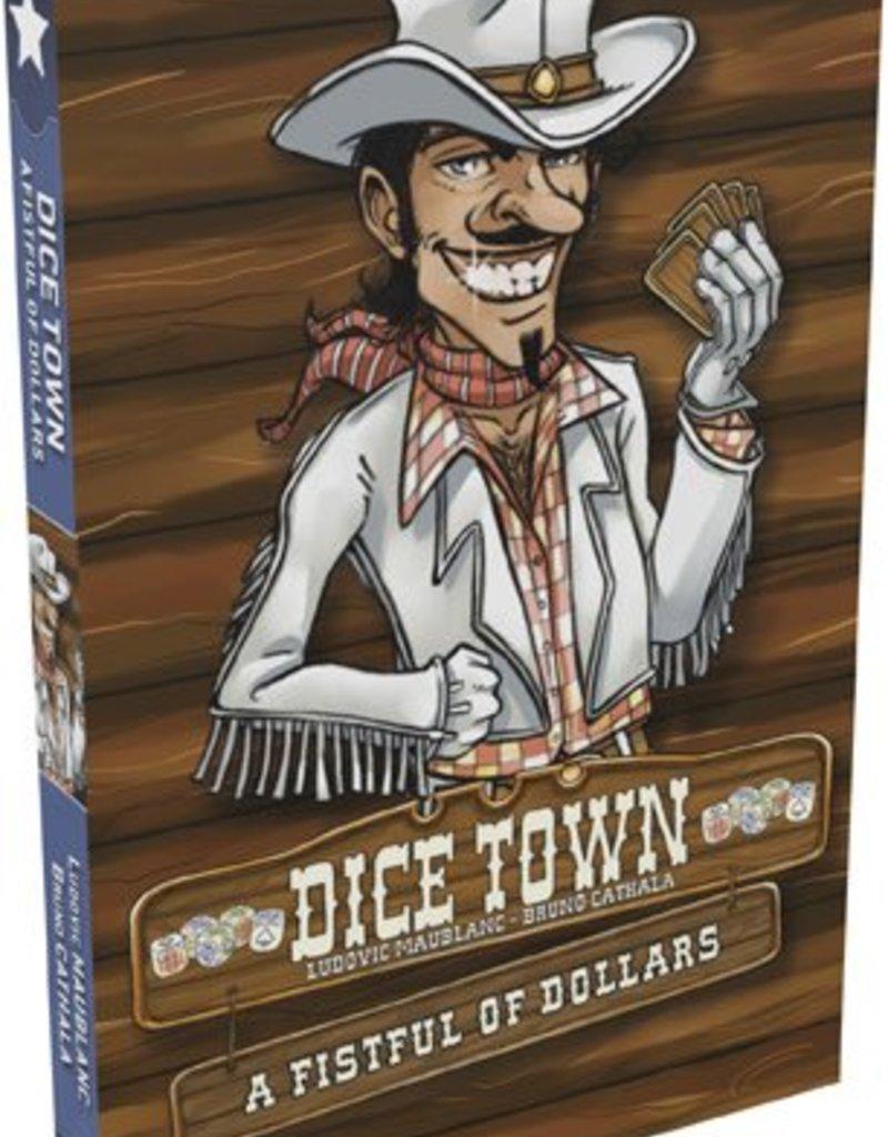 Matagot Dice Town - Poignée de Cartes (FR)