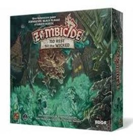 Cool Mini Or Not Zombicide Green Horde: Ext. No Rest For the Wicked (EN)