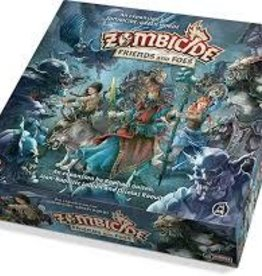 Cool Mini Or Not Zombicide - Green Horde: Ext. Friends and Foes (EN)