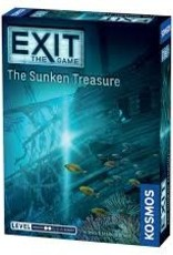 kos Exit the Game - The Sunken Treasure (EN)