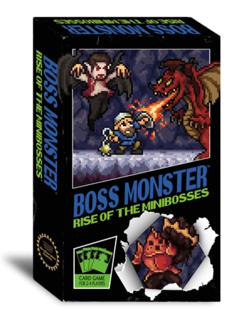 Brotherwise Boss Monster: Ext. Rise of the Minibosses (EN)