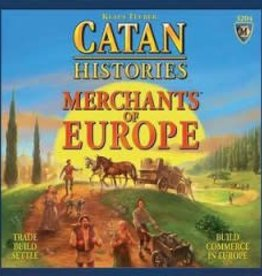 Catan Studio Liquidation : Catan - Histories Merchants of Europe (EN)