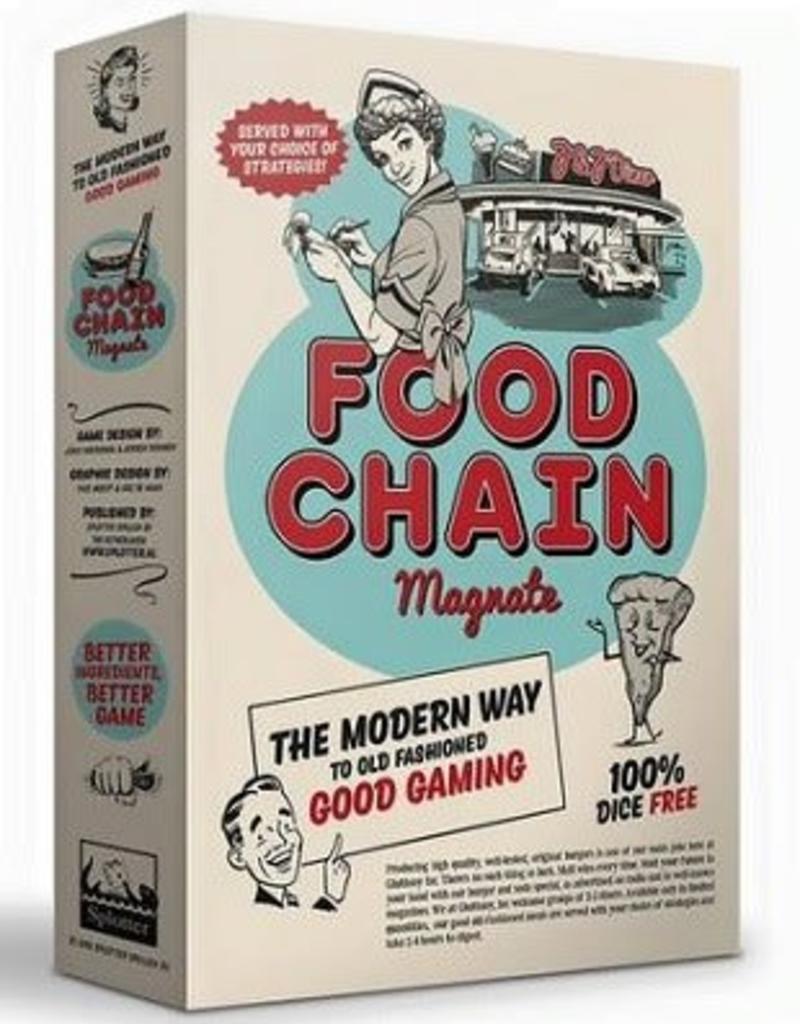 Passport Games Food Chain Magnate (EN)
