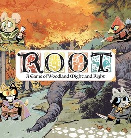 Leder Games Root (version Kickstarter) + Ext.: Riverfolk