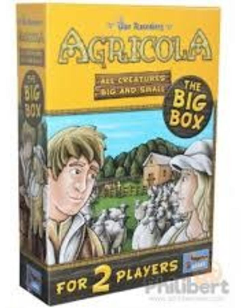 Lookout Games Agricola - All Creatures Big and Small - Big Box (EN)