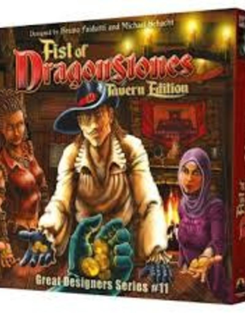 Stronghold Games Fist of Dragonstones -The Tavern Edition (EN)