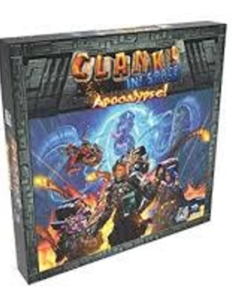 Renegade Game Studio Clank! In! Space! Ext. Apocalypse (EN)