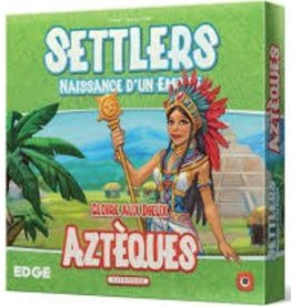 Edge Settlers - Azteques (FR)