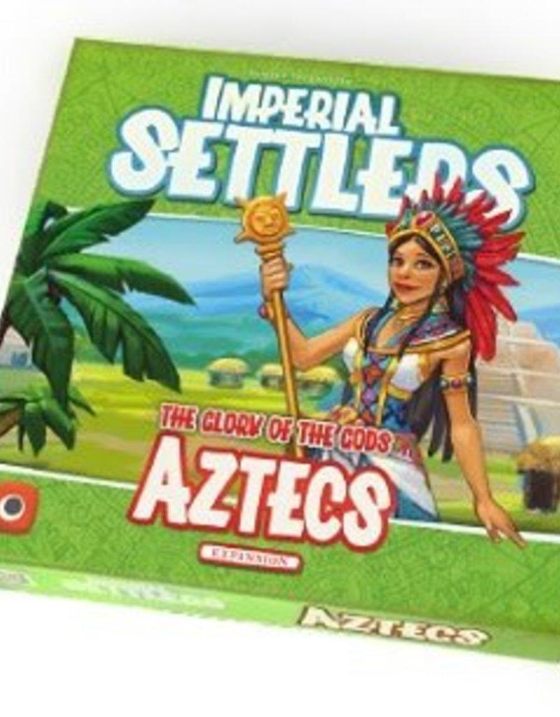 Portal Games Imperial Settlers - Aztecs (EN)