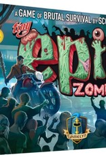 Gamelyn Games Tiny Epic Zombies Deluxe version Kickstarter (EN)